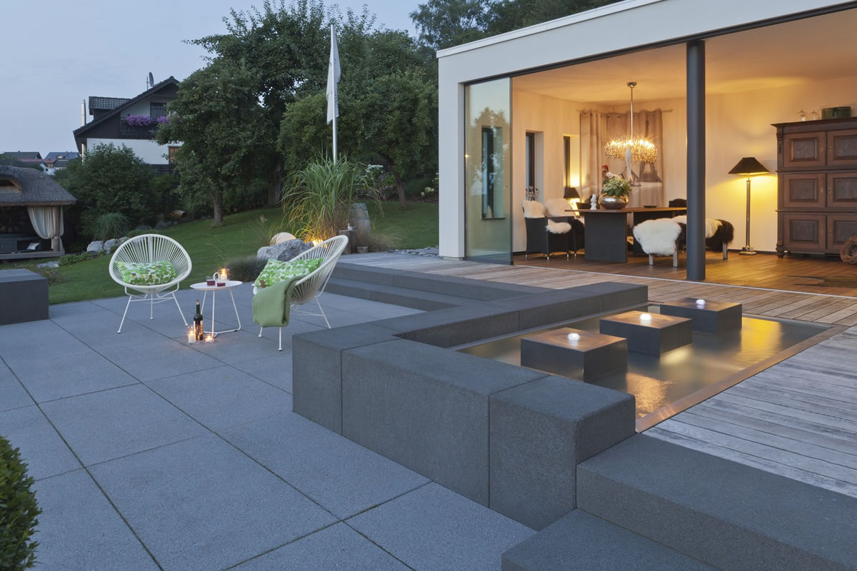 Terrassenbau Oberkotzau
